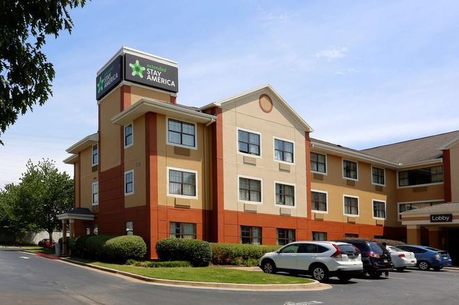 亞特蘭大肯尼索美國長住酒店 - 肯內索 - 肯尼索 - 建築