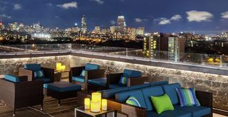 Doubletree Suites By Hilton Hotel Boston - Cambridge - Boston - Balkon