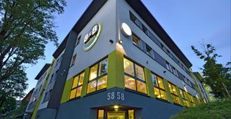 B&B Hotel Stuttgart-City - Stuttgart - Building