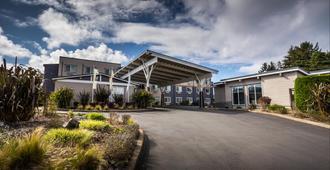 Inn at Wecoma - לינקולן סיטי - בניין