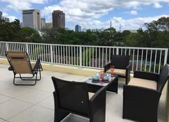 4br Townhouse 906 By Ideal Experience Vr - Fort Lauderdale - Balcón