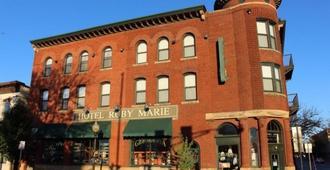 Hotel Ruby Marie - Madison - Edificio