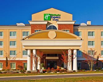 Holiday Inn Express & Suites Ooltewah Springs-Chattanooga - Ooltewah - Edificio