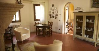 Agriturismo Alla Cedrara - Ferrara - Living room