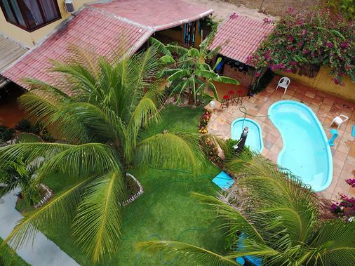 Pousada Casa Típica - São Miguel do Gostoso - Bể bơi