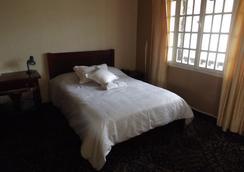 Hotel Plaza Internacional - Quito - Bedroom