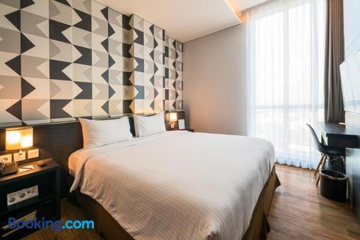 Luminor Hotel Jemursari - Surabaya - Phòng ngủ