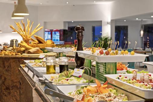 Smartline Bin Majid Beach Resort - Ras Al Khaimah - Buffet