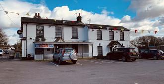 The Lion Brewery - Aldershot - Edificio