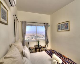 Amazing Galilee View - Zefat - Slaapkamer