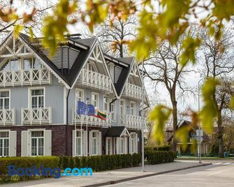 Art Hotel - Druskininkai - Building