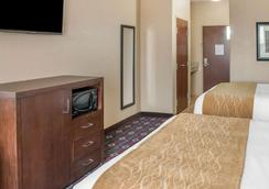Comfort Inn & Suites - San Marcos - Bedroom