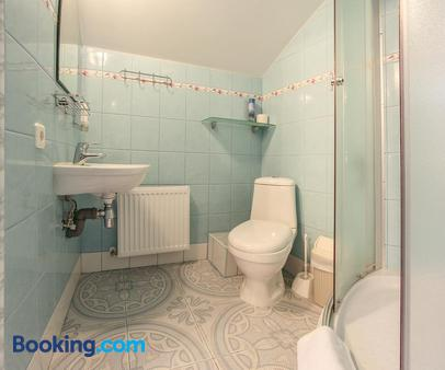 Alba Hotel - Jūrmala - Bathroom