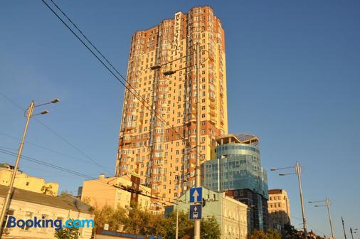 Z-hostel - Kiev - Toà nhà