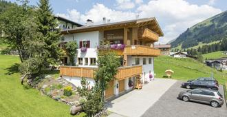 Pension Widderstein - Lech am Arlberg - Edificio