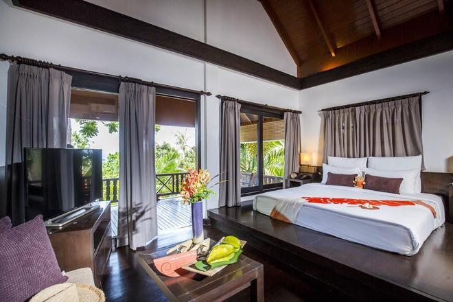 New Star Beach Resort - Ko Samui - Bedroom