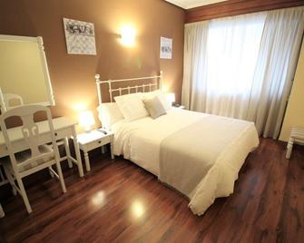 Hotel América - Ferrol - Bedroom