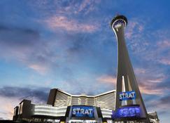 The Strat Hotel, Casino And Skypod - Λας Βέγκας - Κτίριο
