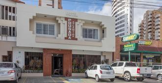 Hotel Pousada Atlântica - João Pessoa - Toà nhà