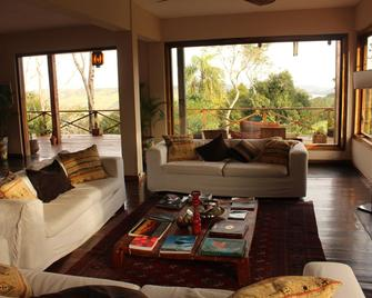 El Soberbio Lodge - El Soberbio - Living room