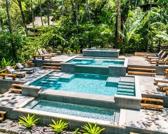 Copa De Arbol Beach & Rainforest Resort - Agujitas de Drake - Pool