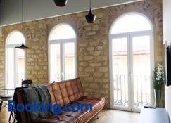 Alicante old city & beach appartment - Alicante - Sala de estar
