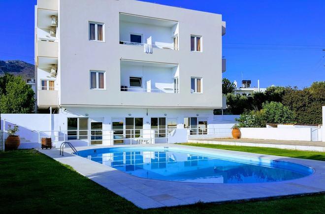 Mastorakis Hotel And Studios - Hersonissos - Uima-allas