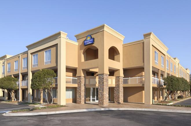 Days Inn by Wyndham Greenville - Greenville - Rakennus