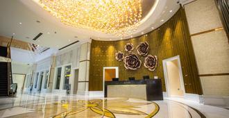 Winford Manila Resort and Casino - מנילה - לובי