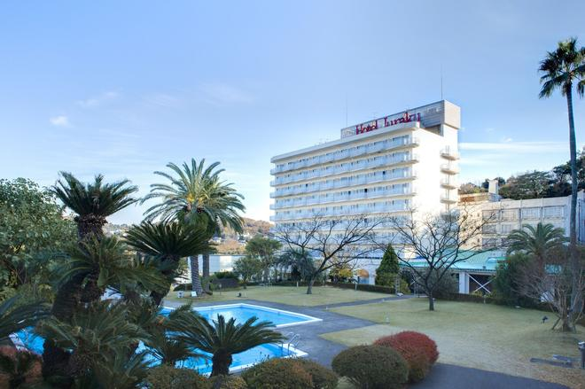 Ito Hotel Juraku - Ito - Rakennus