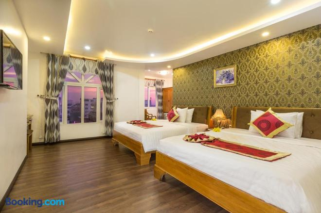 The Airport Hotel - Ho Chi Minh City - Bedroom