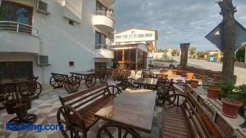 貝拉馬里迪莫酒店 - 帕莫卡萊 - 建築