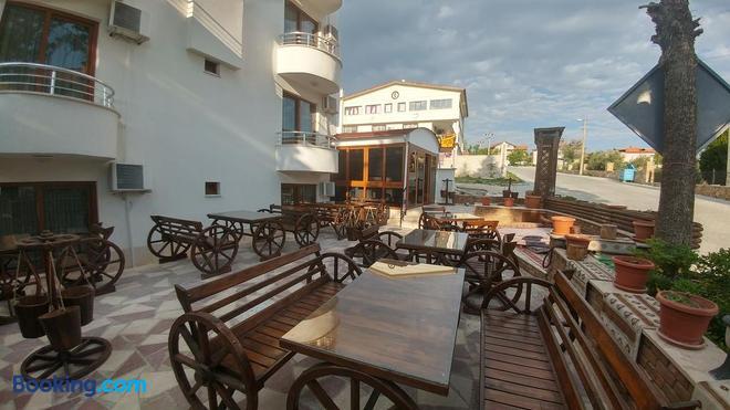 Bellamaritimo Hotel - Pamukkale - Building