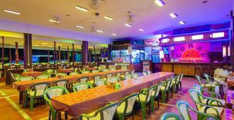 Coral Bungalows - Ko Pha Ngan - מסעדה