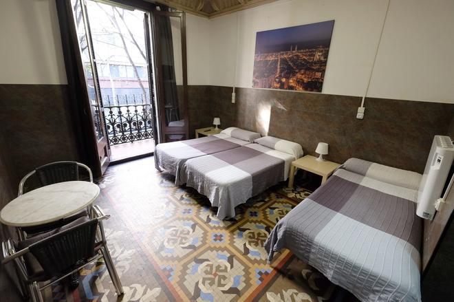 Lenin Hostel Barcelona - Barcelona - Phòng ngủ