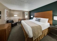 Heritage Inn Hotel & Convention Centre - Moose Jaw - Moose Jaw - Schlafzimmer