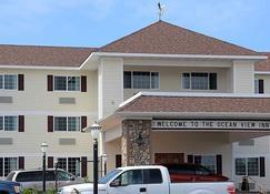 Oceanview Inn - Crescent City - Rakennus