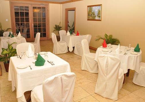 The Wexford Hotel - Montego Bay - Banquet hall
