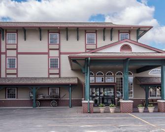 Comfort Inn Marshall Station - Marshall - Building