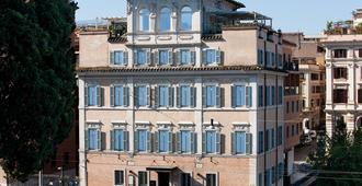 Palazzo Manfredi - Small Luxury Hotels Of The World - Roma - Edificio