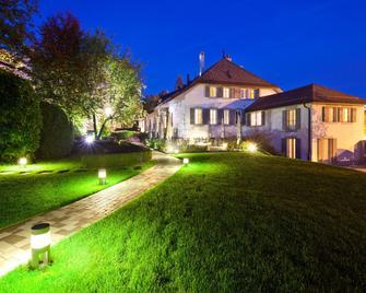 Hostellerie Le Petit Manoir - Morges - Gebäude