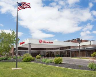 Ramada by Wyndham Cedar City - Cedar City - Edificio