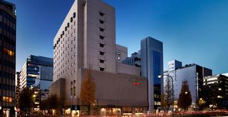 Courtyard By Marriott Tokyo Ginza - Tokyo - Building