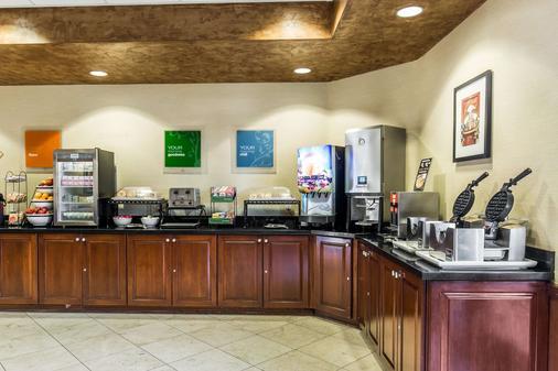 Comfort Inn & Suites - Henderson - Buffet