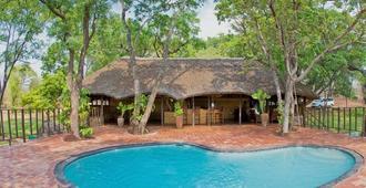 Jafuta Lodge - Victoria Falls