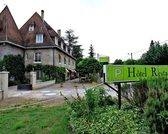Hostellerie La Charmille - Sorges-et-Ligueux-en-Périgord - Gebouw