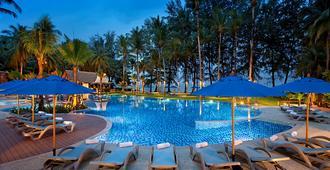 Manathai Khao Lak - Takua Pa - Pool