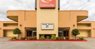 Econo Lodge - Fayetteville - Edificio