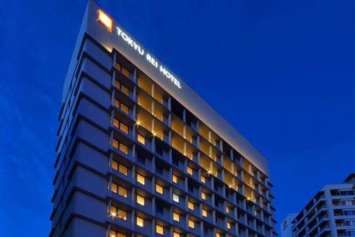 Naha Tokyu Rei Hotel - Naha - Κτίριο