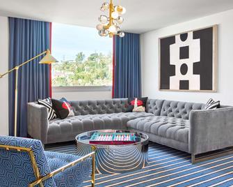 Andaz West Hollywood - A Concept By Hyatt - West Hollywood - Obývací pokoj